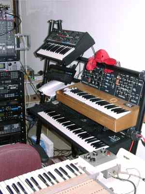 Various keyboards